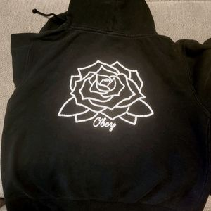 Obey hoodie siz l